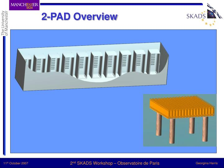 2-PAD Overview
