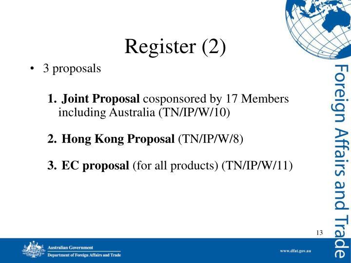 Register (2)