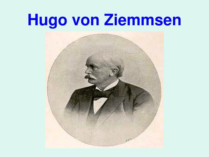 Hugo von Ziemmsen