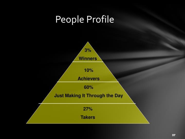 People Profile