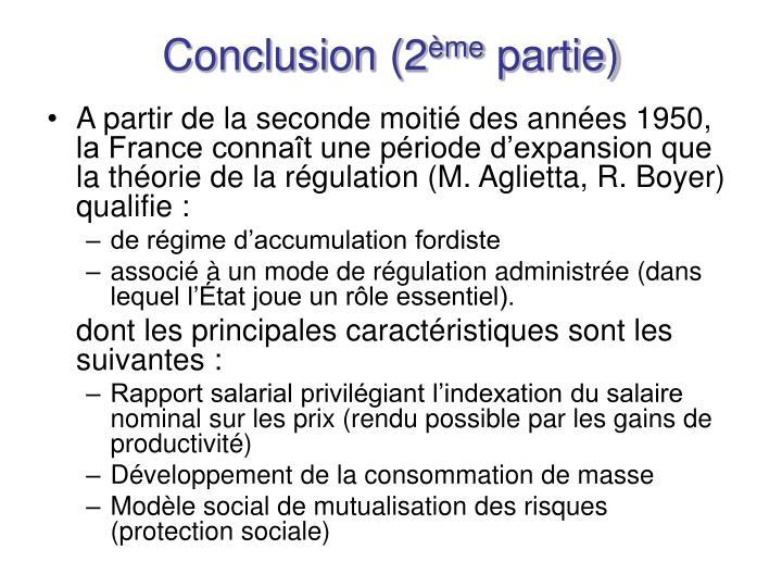 Conclusion (2