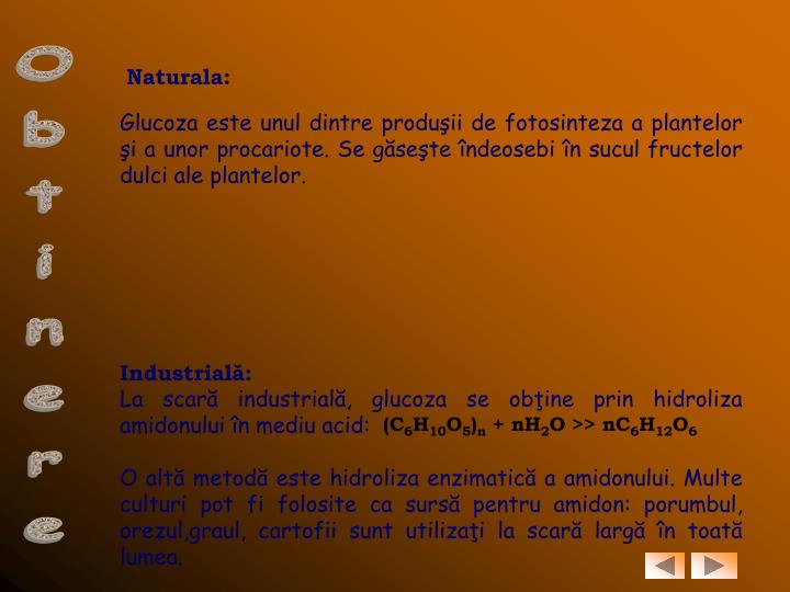 Naturala: