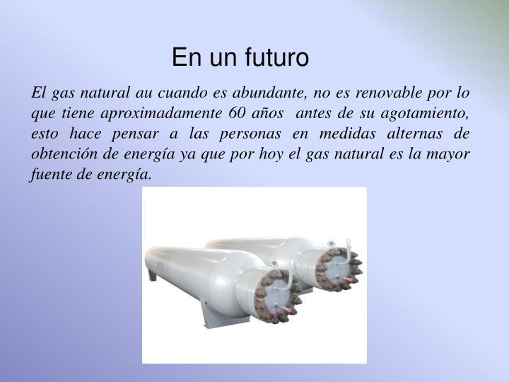 En un futuro
