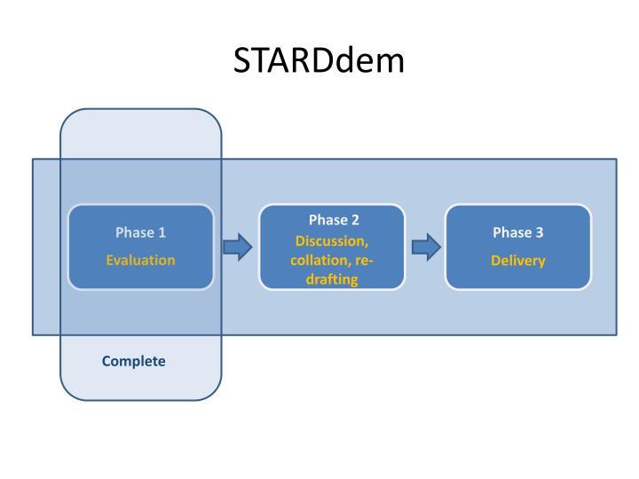 STARDdem