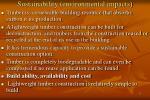 sustainability environmental impacts