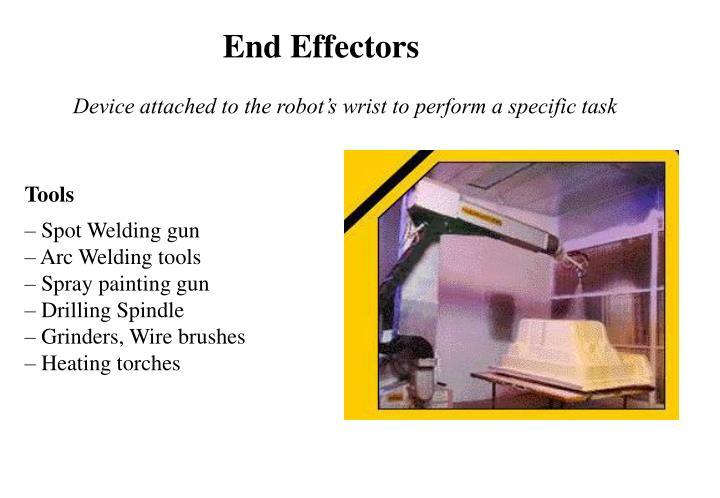 End Effectors