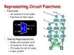 representing circuit functions