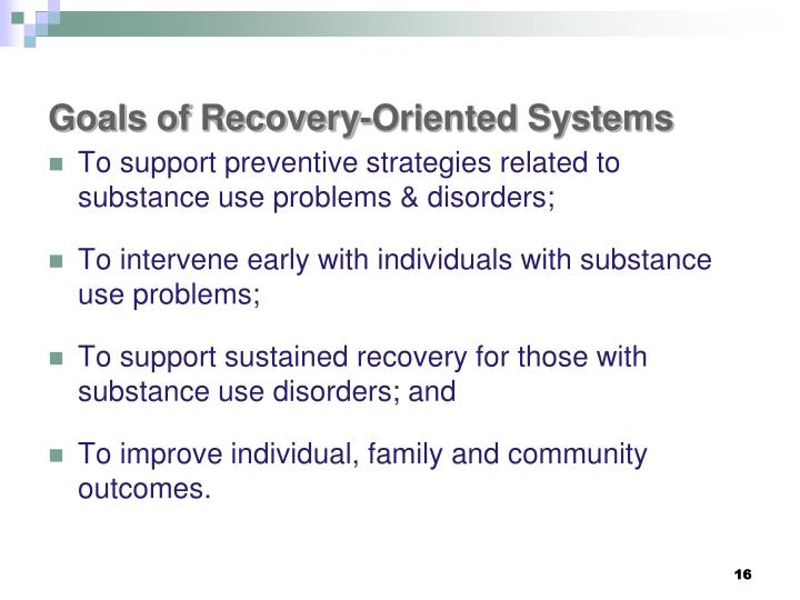 Goals of Recovery-Oriented Systems