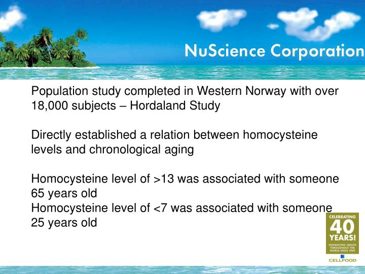 Population study completed in Western Norway with over 18,000 subjects – Hordaland Study