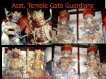 asst temple gate guardians