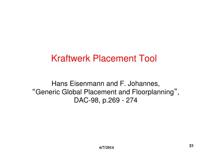 Kraftwerk Placement Tool