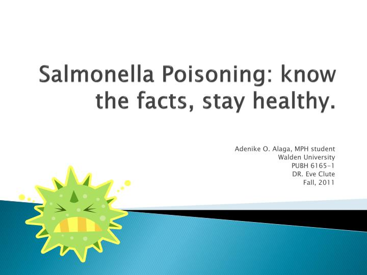 salmonella poisoning know the facts stay healthy