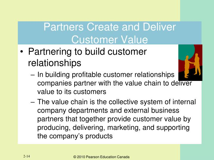 Partners Create and Deliver
