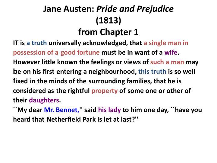 Jane Austen: