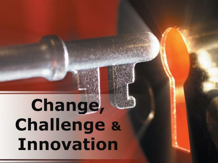 Change challenge innovation