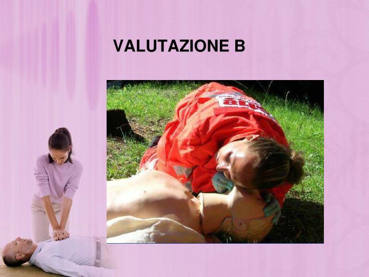 VALUTAZIONE B