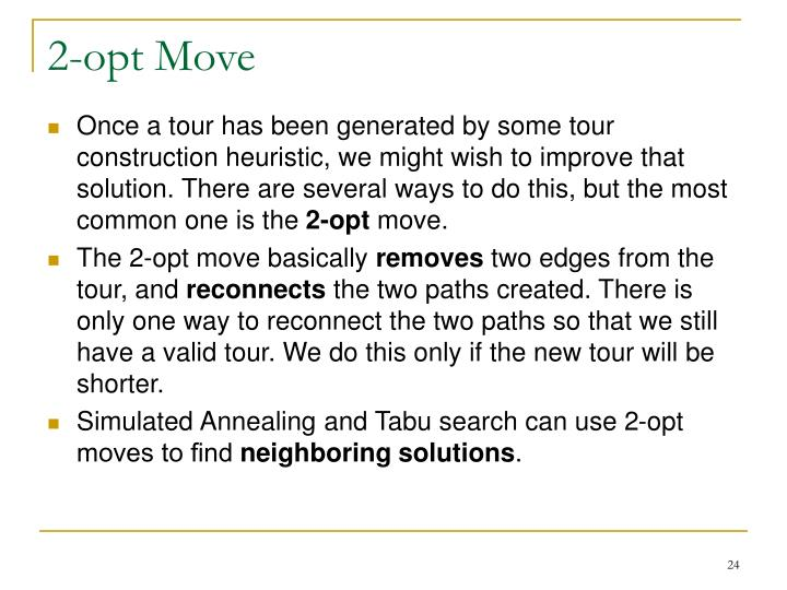 2-opt Move