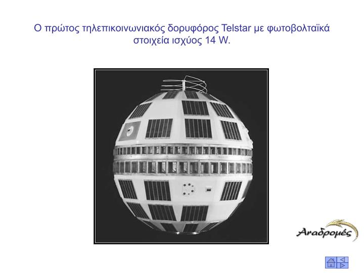 Telstar     14 W.