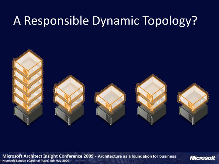 A Responsible Dynamic Topology?