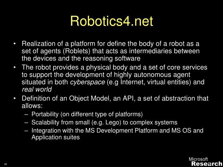 Robotics4.net