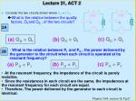lecture 21 act 21
