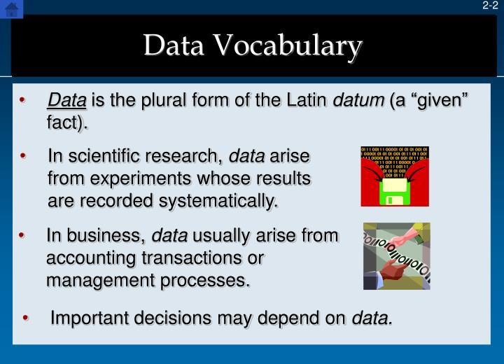 In scientific research,