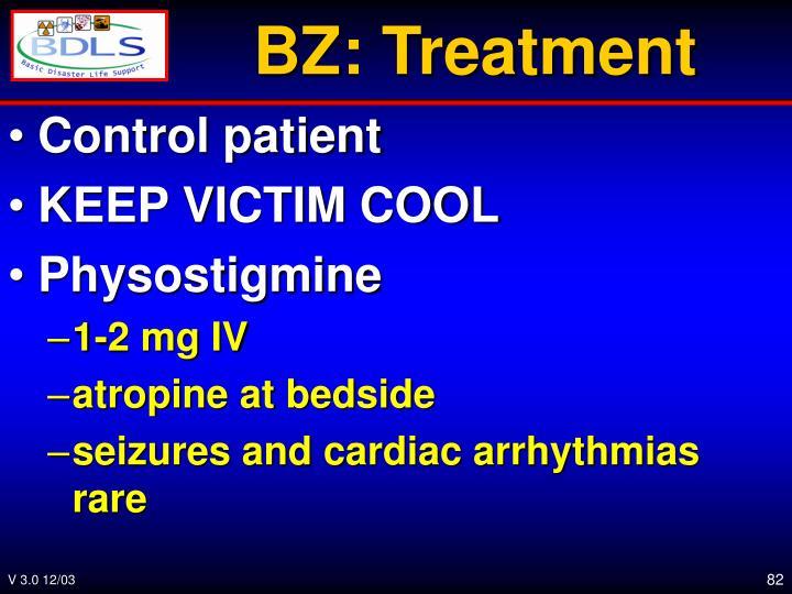 BZ: Treatment
