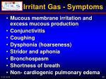 irritant gas symptoms1