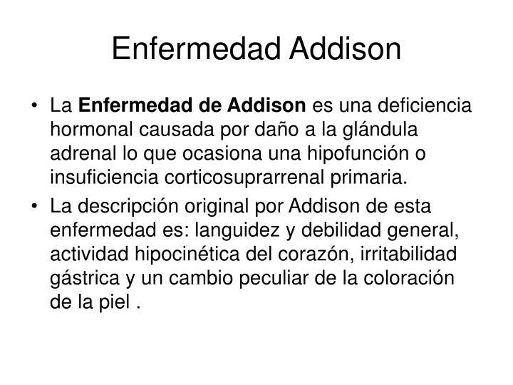 Enfermedad Addison