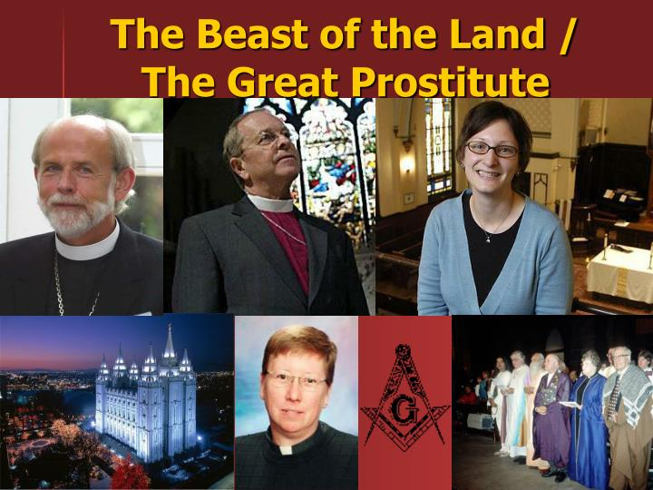 The Beast of the Land / The Great Prostitute