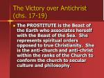 the victory over antichrist chs 17 195