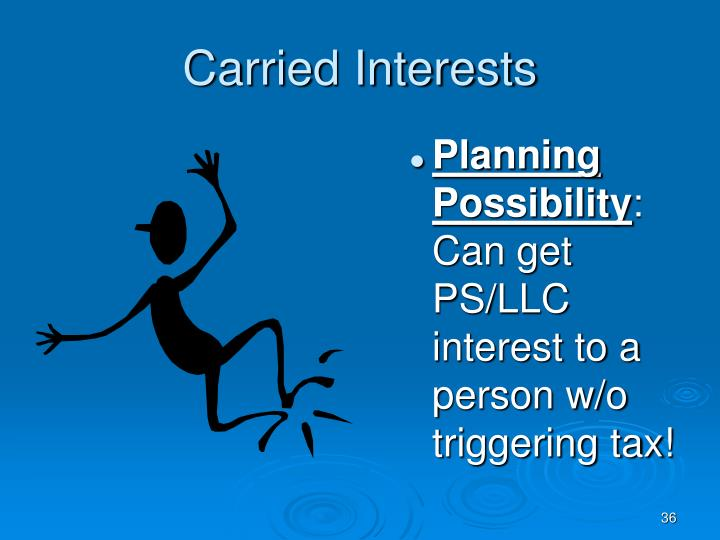 Carried Interests