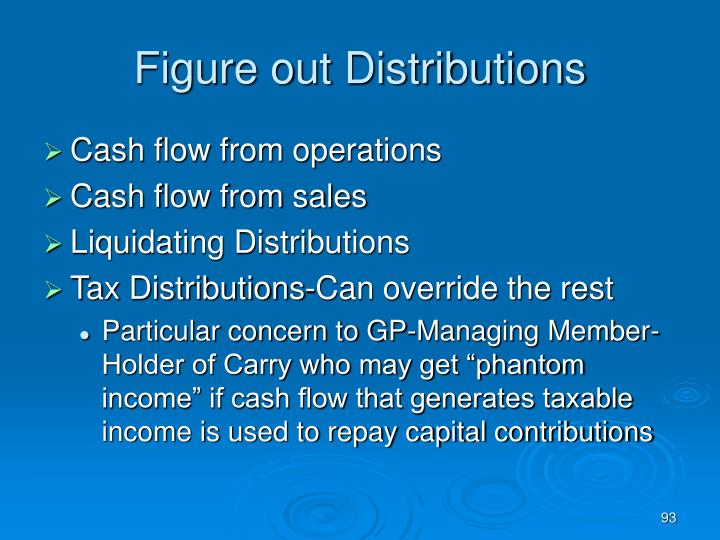 Figure out Distributions