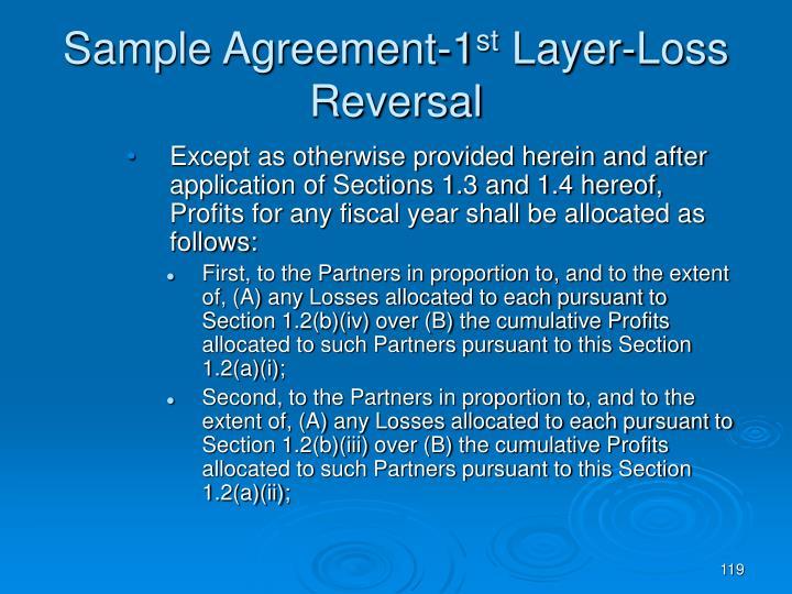 Sample Agreement-1