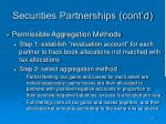 securities partnerships cont d2