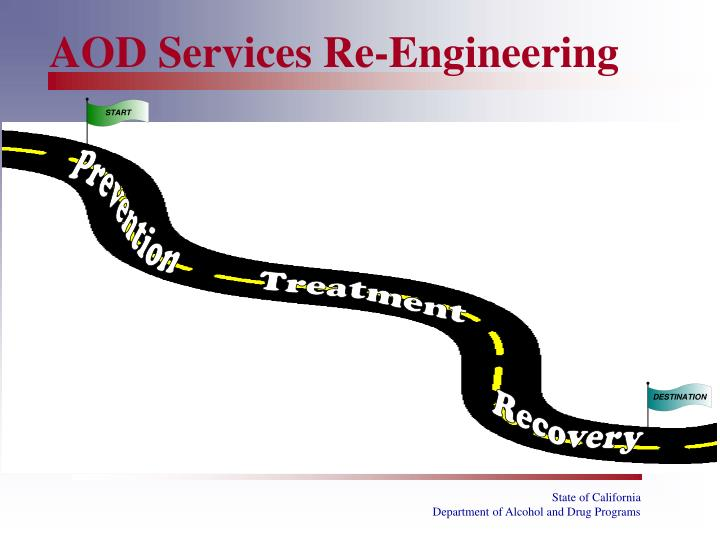 Aod services re engineering