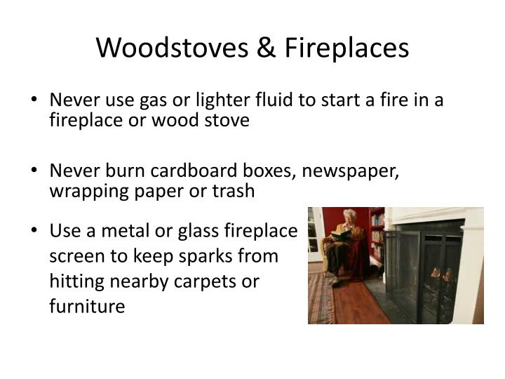 Woodstoves & Fireplaces
