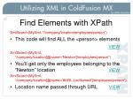 find elements with xpath
