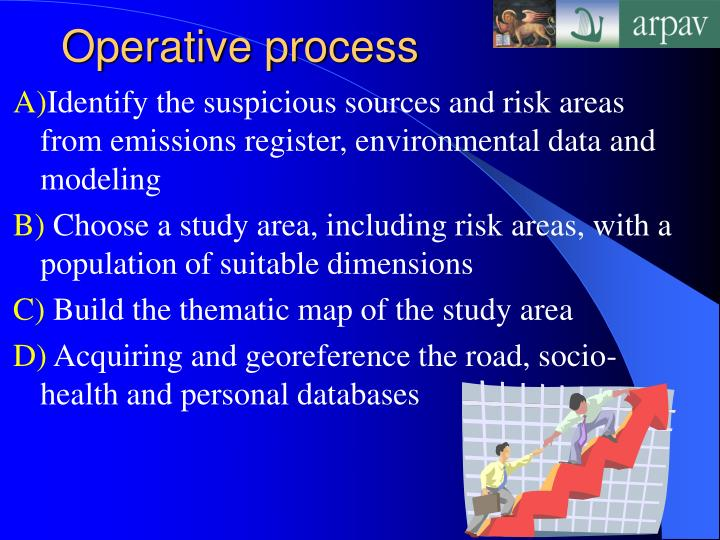 Operative process