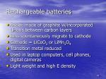 rechargeable batteries2