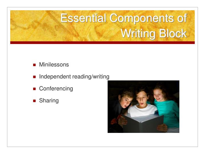 Essential Components of