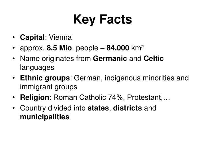 Key Facts