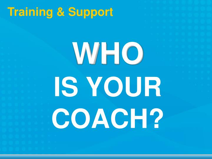 Training & Support