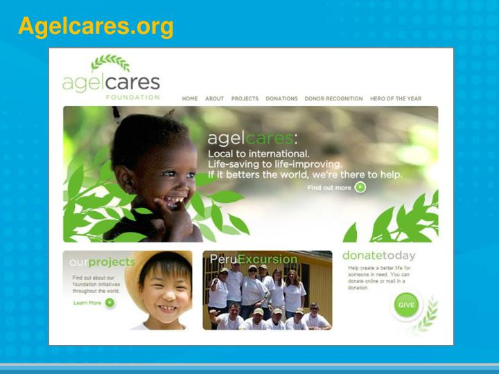 Agelcares.org