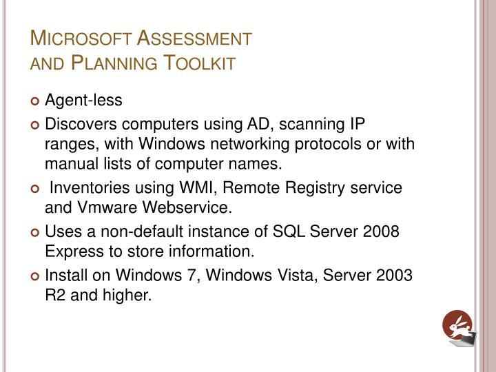 Microsoft Assessment