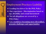employment practices liability