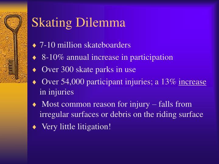 Skating Dilemma