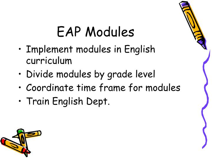 EAP Modules
