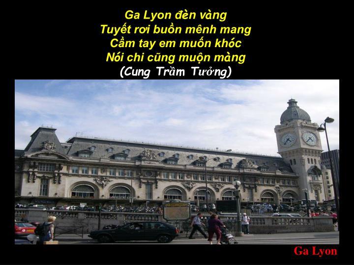 Ga Lyon đ