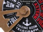 professional sales ship
